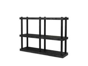 Adjustable DuraShelf 66x16 48 H Angle