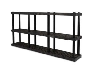 Adjustable DuraShelf 96x16 48 H Angle