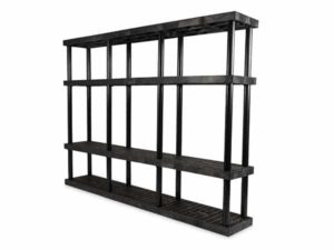 Adjustable DuraShelf 96x16 72 H Angle