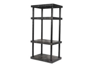 DuraShelf 4-Shelf Adjustable Solid Top 36x24 72 Angle