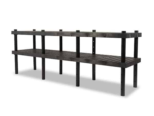 Adjustable Grid Top Work-Bench 96x24 36 Angle