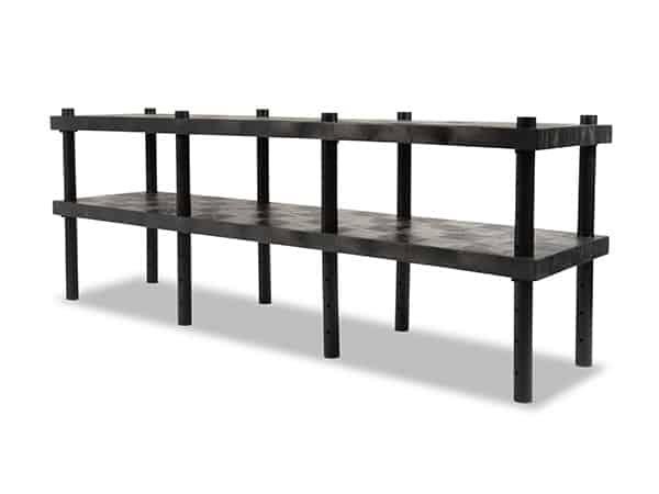Adjustable Solid Top Work-Bench 96x24 36 Angle