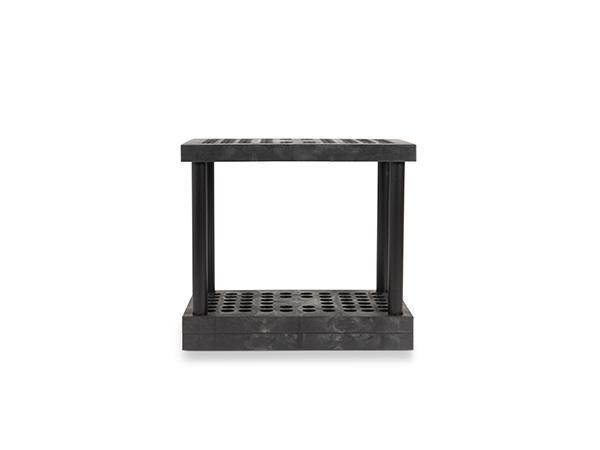 Industrial Tool Rack 36x24 Front