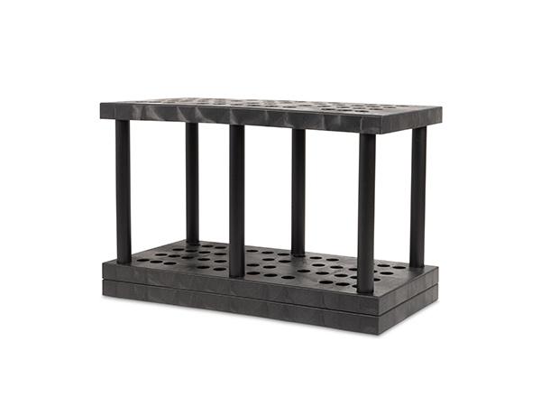 Industrial Tool Rack 48x24 Angle