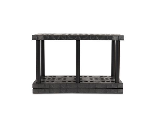 Industrial Tool Rack 48x24 Front