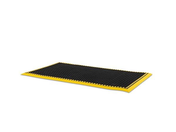 Add-A-Level Mat 66x36 Black Yellow Border