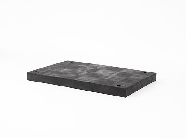 DuraShelf Solid Top D Panel 36x24