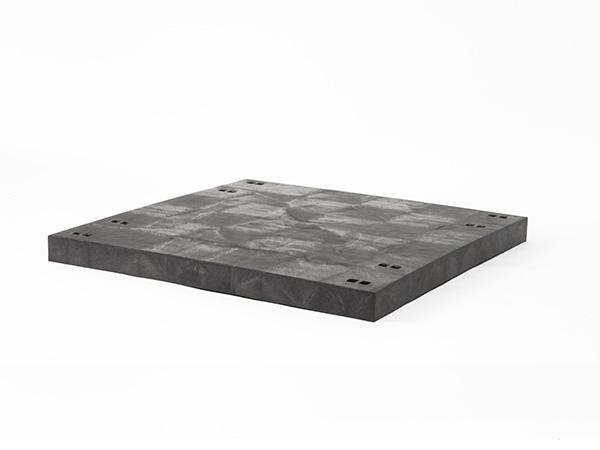 DuraShelf Solid Top D Panel 36x36