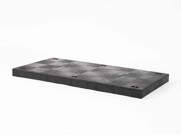 DuraShelf Solid Top D Panel 48x24