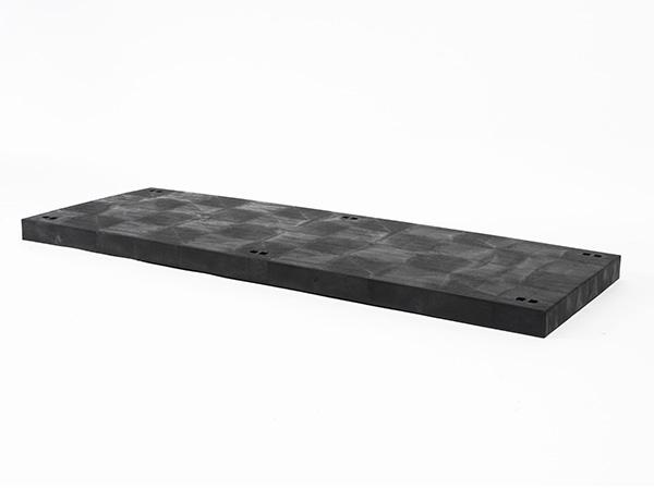 DuraShelf Solid Top D Panel 66x24
