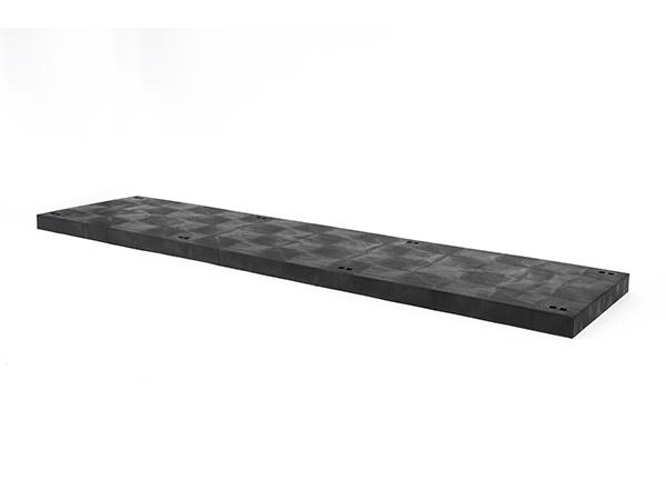 DuraShelf Solid Top D Panel 96x24